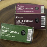 Tasty Hemp Oil: Tasty Cocoas (4pack) - Hemp101
