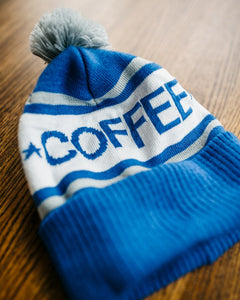 """Food * Coffee * Tea"" Beanie"