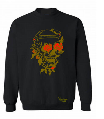 Crew Neck Rebels & Outlaws