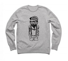 Hoodgee Bear Crew Neck