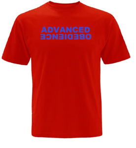 T-SHIRT ADVANCED OBEDIENCE