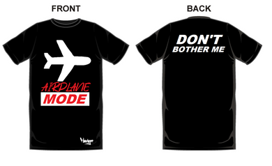 T-Shirt AIRPLANE MODE