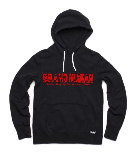 Hoodie Brand Nubian Punks Jump up to get beat Down