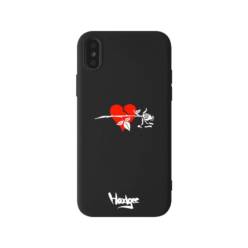 Heart Rose IPhone 6/6s/7/8 Cases