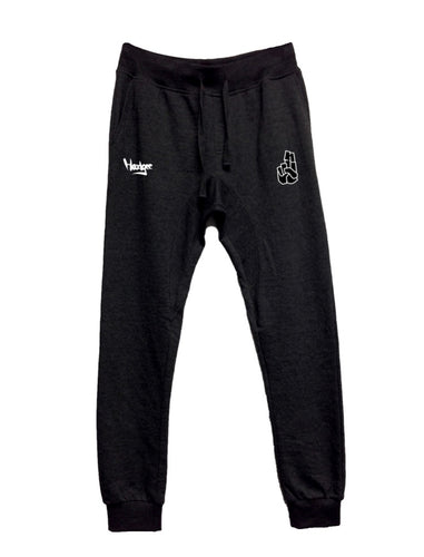 Sweat Pants Brand Nubian Peace Embroidered