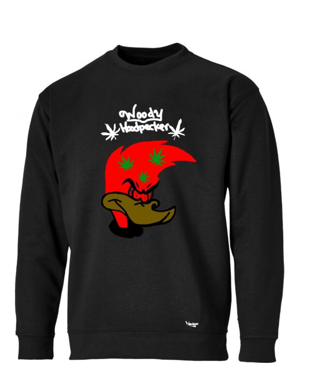 Crew neck Woody Hoodpecker