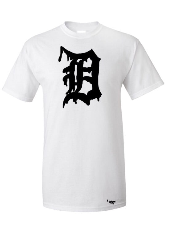 T-shirt Detroit's Bloody D