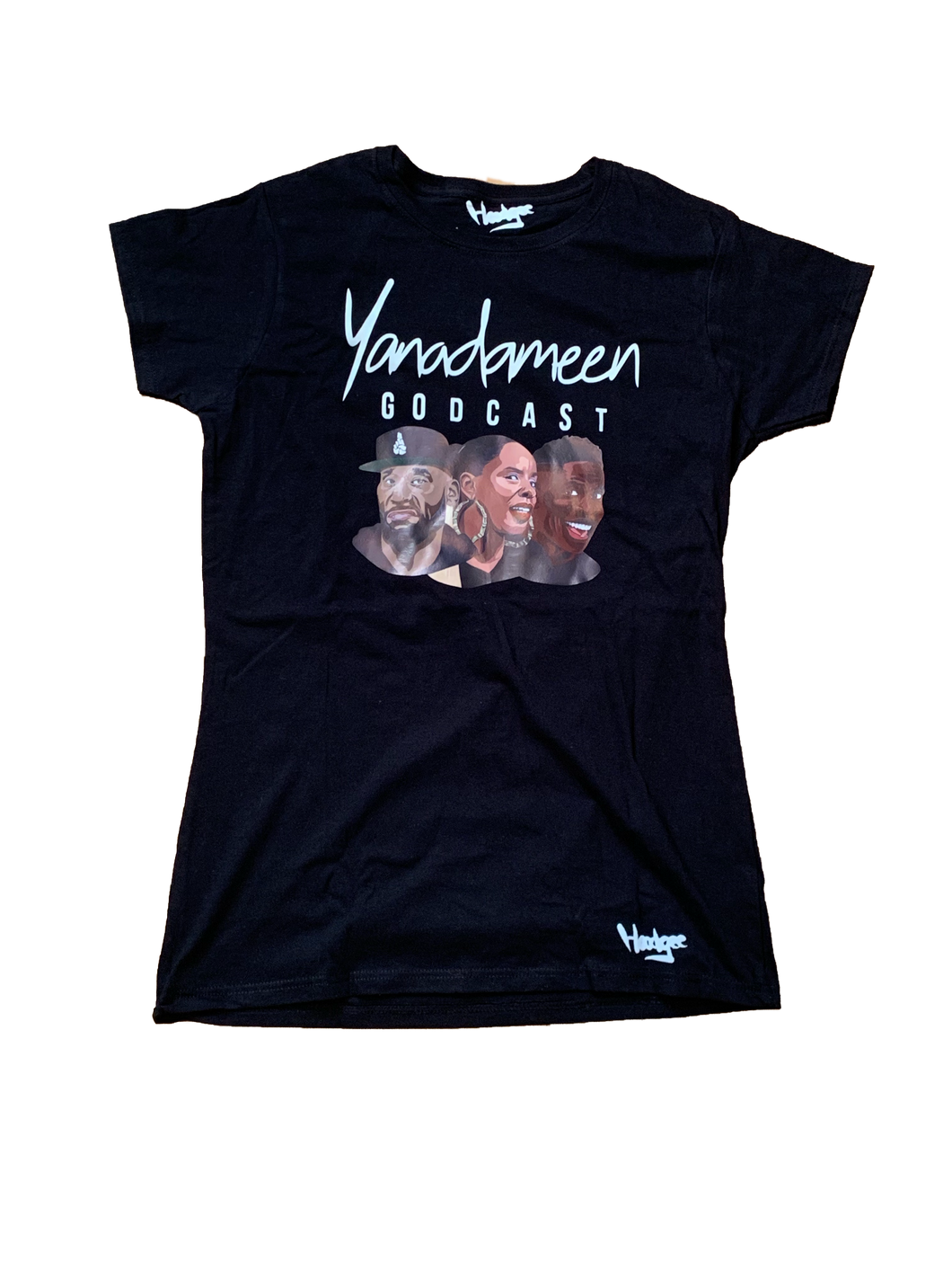 Women's T-Shirt Yanadameen Godcast