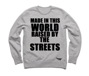 Crew Neck Made & Raised