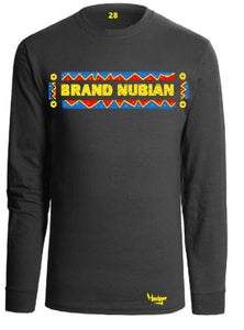 One For All Limited Long Sleeve Sweater Brand Nubian 28th Anniversary