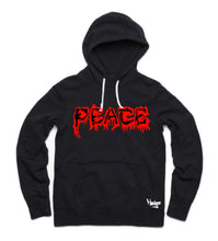 Hoodie Peace Broken into Pieces