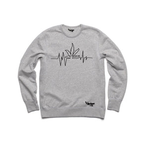 Crew Neck Weedbeat