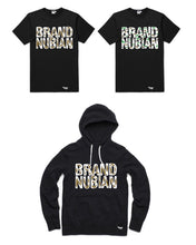 T-Shirts Hoodie Combo Brand Nubian Camo Editions (Note: These Garments come with Free Scully)