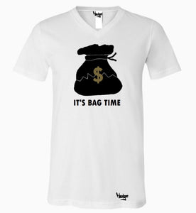 VNeck Cassidy It's Bag Time