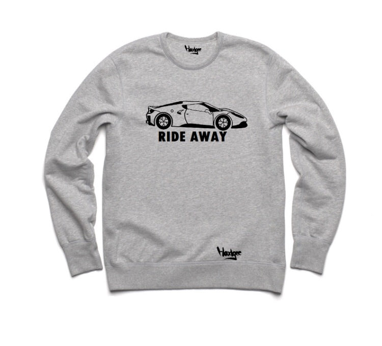 Crew Neck Ride Away