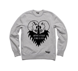Crew Neck Love Till The End