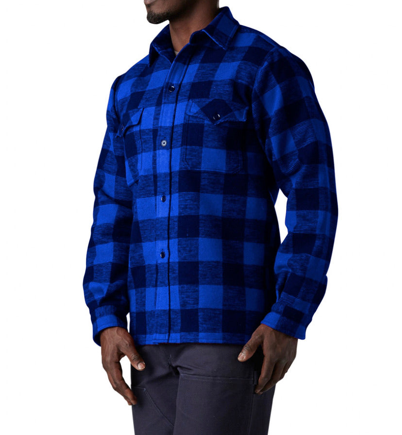 Lumber Sweater Blue