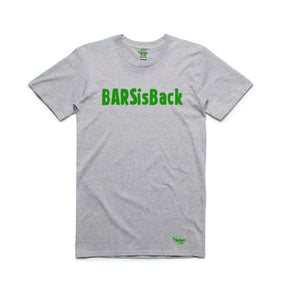 T-Shirt Cassidy BARSisBack
