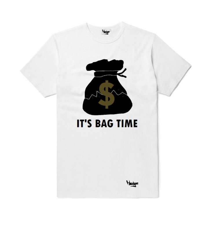 T-Shirt It's Bag Time Cassidy