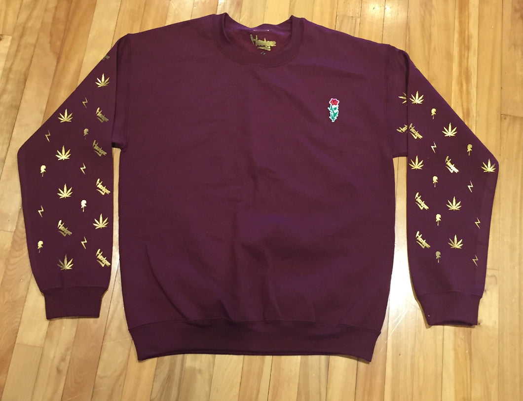 Crew Neck We Rose