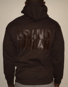 Hoodie Brand Nubian Peace Edition Safari Colour mix