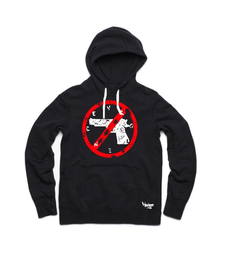 Hoodie Stop The Violence