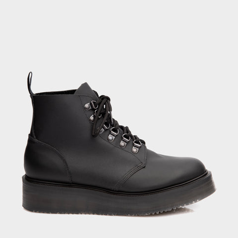 Denson Slab City Hiker Boot - Black