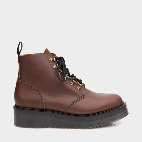Denson Slab City Hiker Boot - Brown