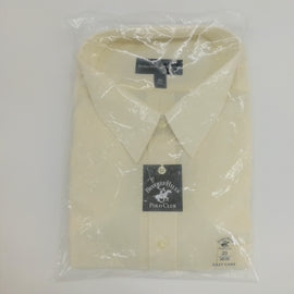 Beverly Hills Polo Club Ivory Dress Top Size 4XL 20 38/39,Tops,Beverly Hills Polo Club,Around Again Inc
