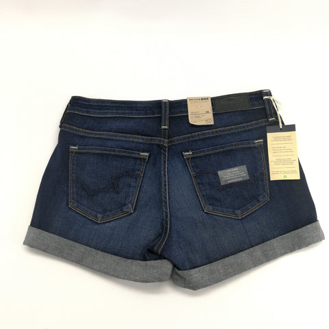 Big Star ALEX Indigo Denim Shorts Size 28,Shorts,Big Star,Around Again Inc