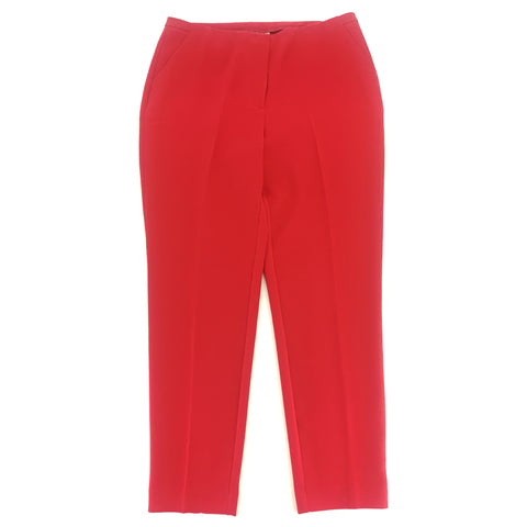 Chico's Red Ankle Pants Chico's Size 1 (8),Pants,Chico's,Around Again Inc
