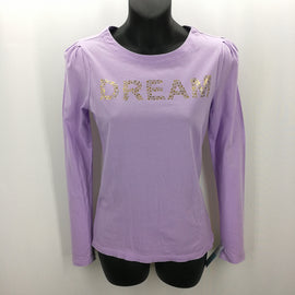 Crazy 8 Lilac 'Dream' Graphic Shirt Size XL (14),Tops,Crazy 8,Around Again Inc