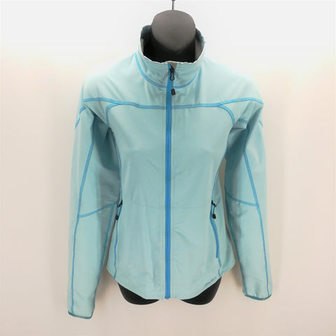 Eddie Bauer Light Blue First Ascent Performance Jacket Size XS,Jackets,Eddie Bauer,Around Again Inc
