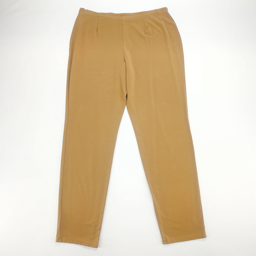 J Jill Wearever Collection Slim Ankle Camel Stretch Pants Size Small,Pants,J Jill,Around Again Inc