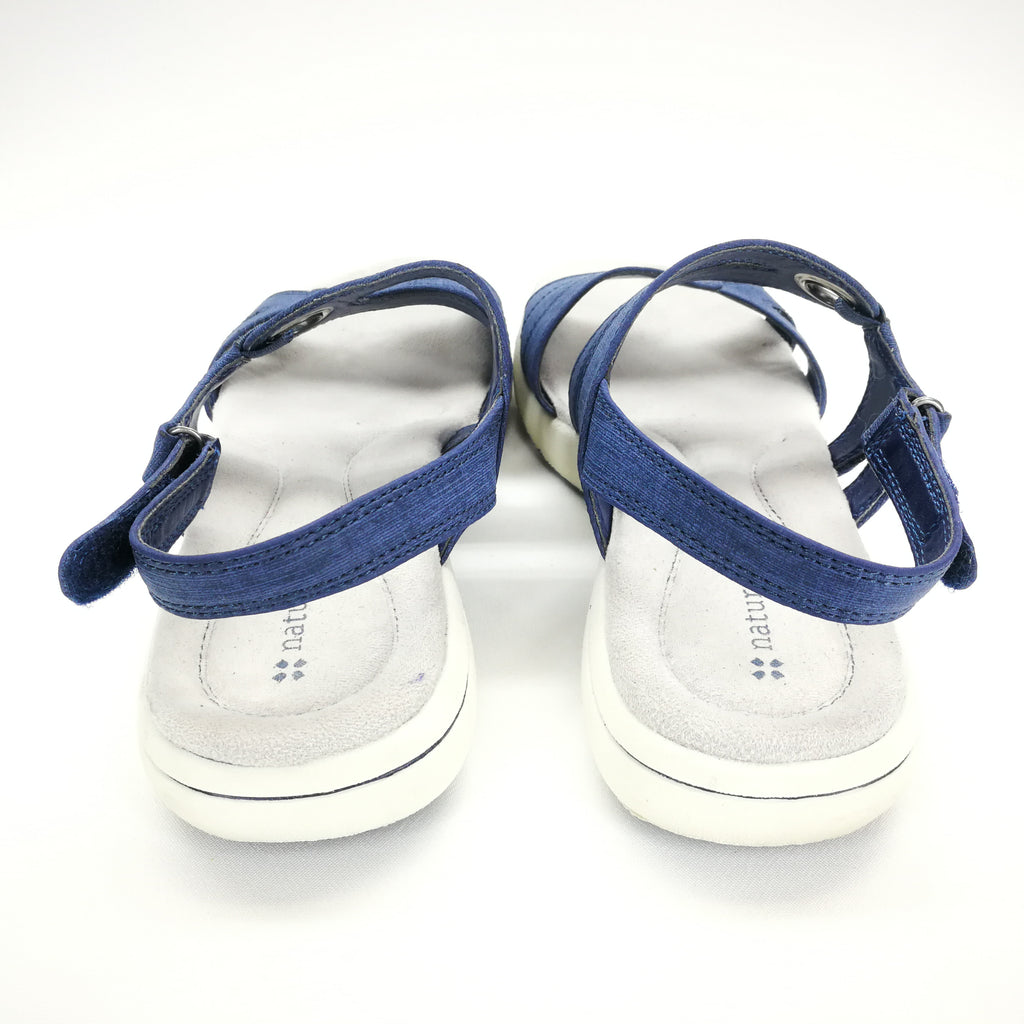 Naturalizer CHARTER Navy Strappy Sport Sandals Size 9,Shoes,Naturalizer,Around Again Inc