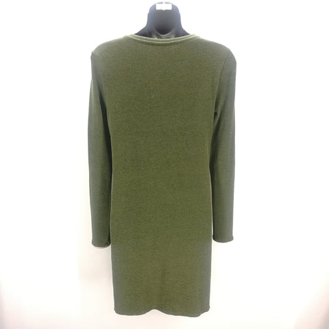 Pure Jill Olive Knit Dress Size XS,Dresses,Pure Jill,Around Again Inc