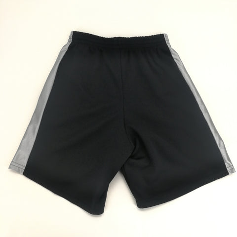 WWE Black Silver CM Punk Shorts Size Youth Medium,Shorts,WWE,Around Again Inc