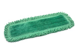 "18"" Microfiber Dust Mop Pad with Fringe"