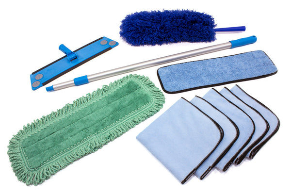 Complete Household Cleaning Kit