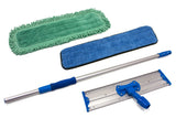 "18"" Commercial Mop Starter Kit (includes Wet and Dust Pads)"