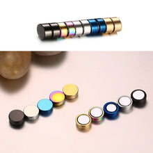 Stylish Magnetic Weight Loss Plug Earrings Collection 3