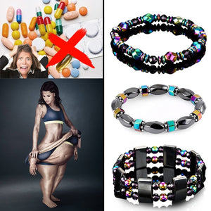 Stylish Magnetic Weight Loss Bracelets Collection Shed Weight