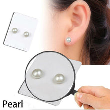 Stylish Weight Loss Stud Earrings Pearl