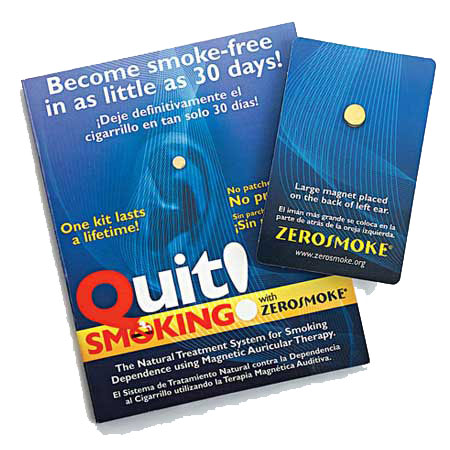 Acupressure Smoking Patch