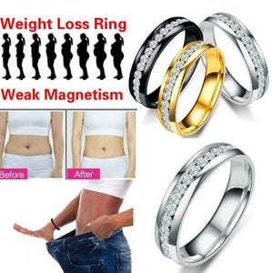 Stylish Womans Magnetic Weight Loss Ring