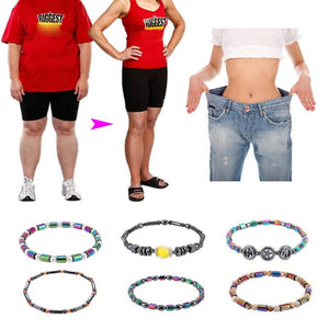 Stylish Magnetic Weight Loss Anklet Collection