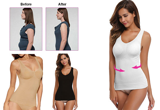 Cami Tank Top Shaper