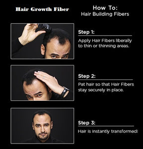 Hair Growth Fiber