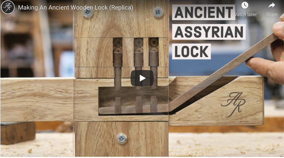 Ancient Assyrian Lock