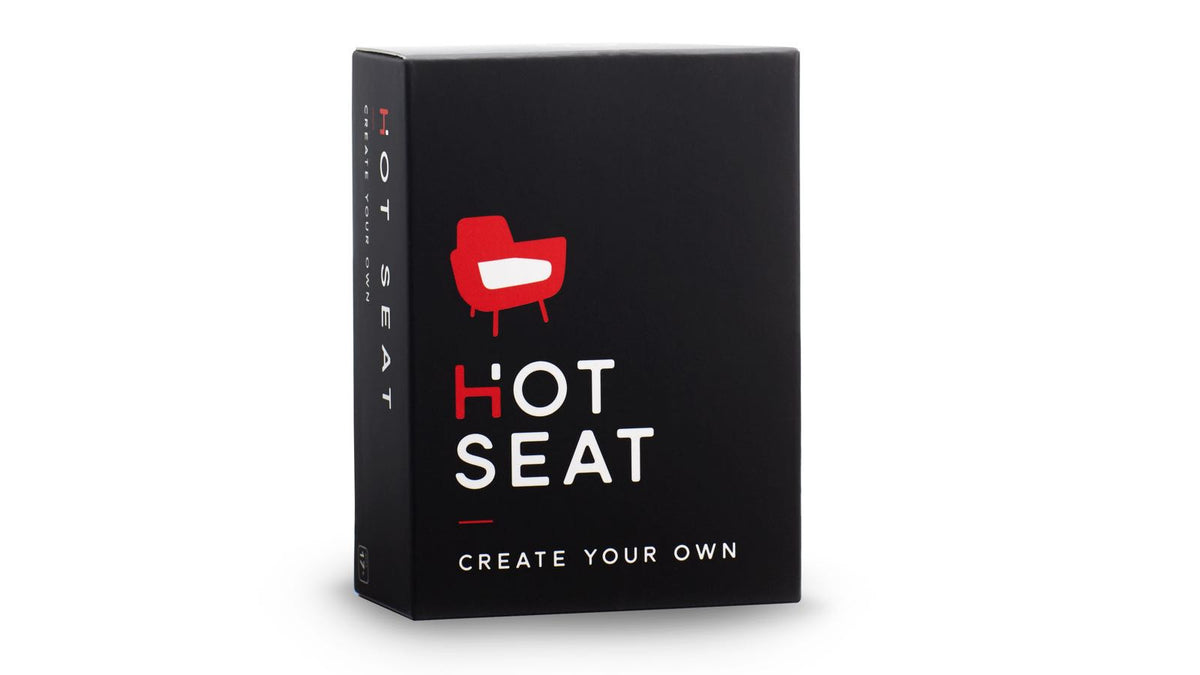 Hot Seat Create Your Own Expansion